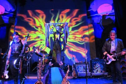 Eternal Champion Hawkwind Tour Warriors at the Edge of Time Stefanie Elrick and Laura McGee (32)