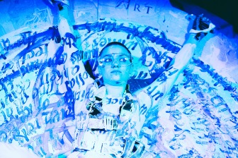 Stefanie Elrick Loren Fetterman KAIROS performance art (11)