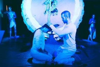 Stefanie Elrick Loren Fetterman KAIROS performance art (13)