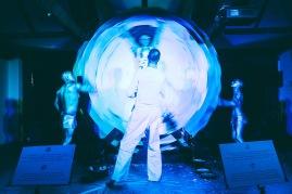 Stefanie Elrick Loren Fetterman KAIROS performance art (3)