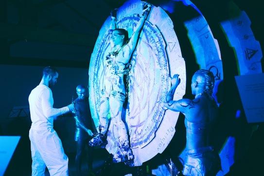 Stefanie Elrick Loren Fetterman KAIROS performance art (7)